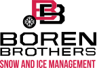 snow and ice removal logo